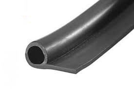 Dense Rubber Extrusion P channel solid rubber 3.jpg